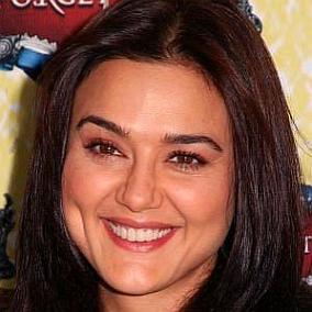 facts on Preity Zinta